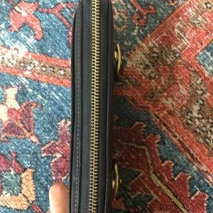 Coach Bags - Black leather Coach wallet